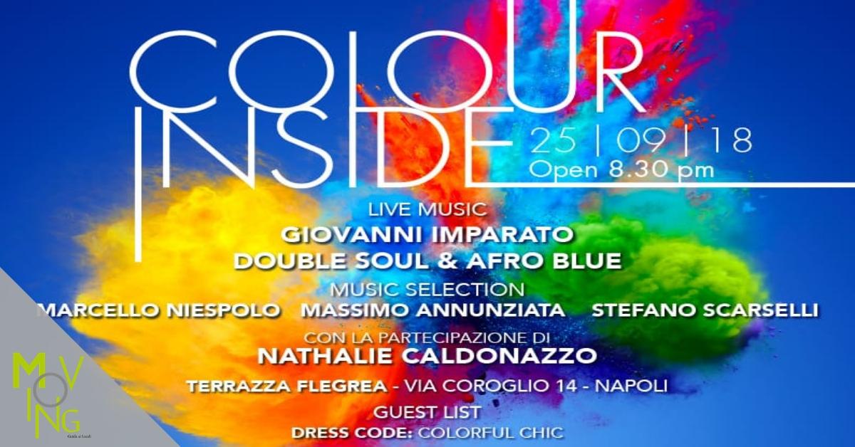 Moving Italia Colour Inside Dalla Musica All Enogastronomia